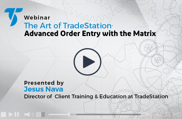 Advanced Order Entry with the Matrix